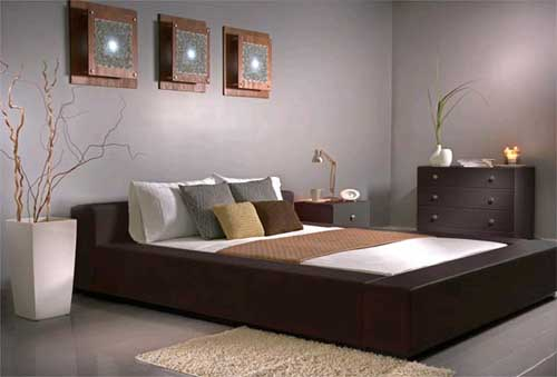 Hogares frescos 14 dormitorios minimalistas y frescos - Juego de diseno de interiores ...