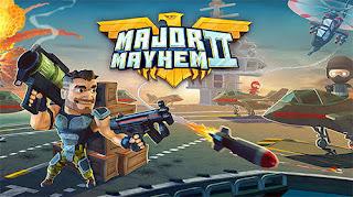 Major Mayhem 2 Apk Mod Dinheiro Infinito