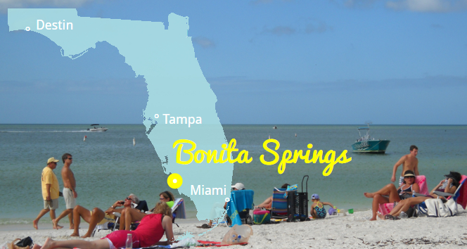Bonita Springs - Public Beach Access #1 Florida