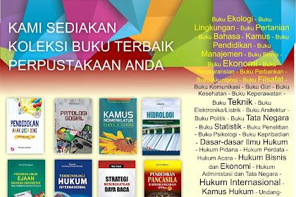 Daftar Buku Undang-undang Sinar Grafika
