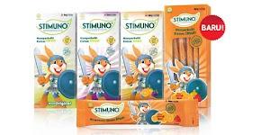 Stimuno untuk anak obat herbal murah yang terdaftar sebagai fitofarmaka