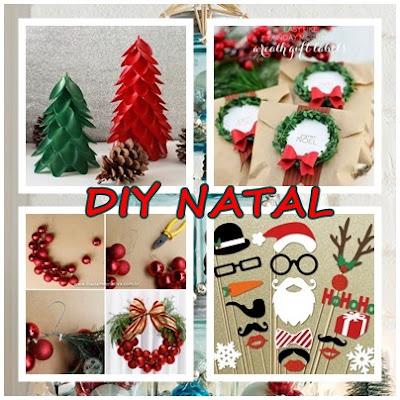 M3T - Inspirações de DIY Para o Natal
