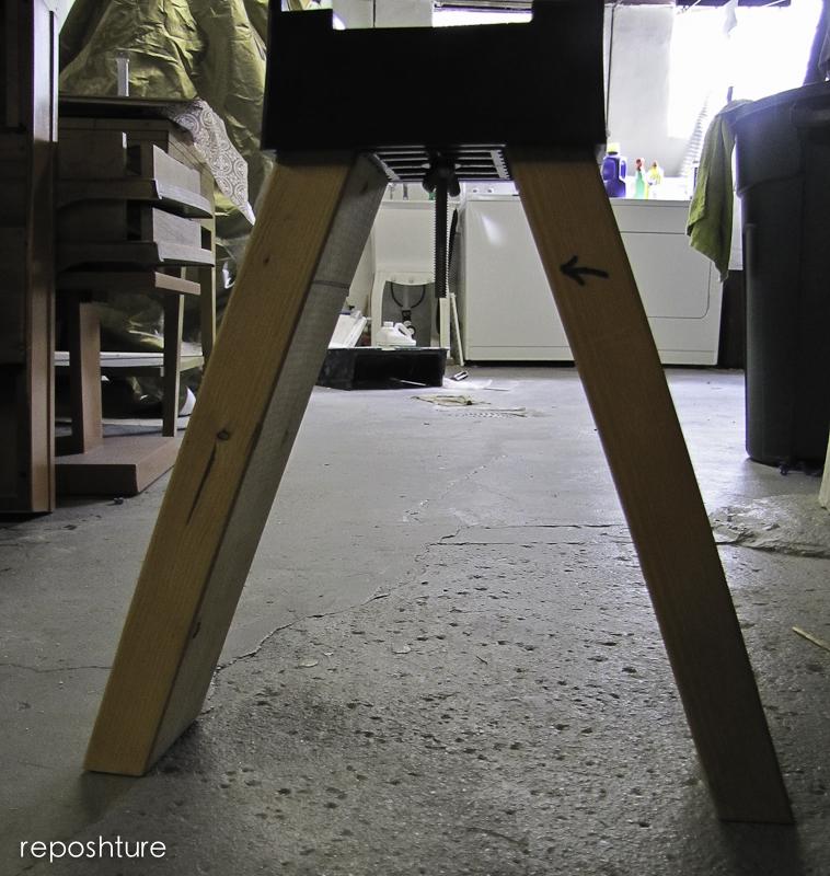 eski-kapıdan-masa-yapımı