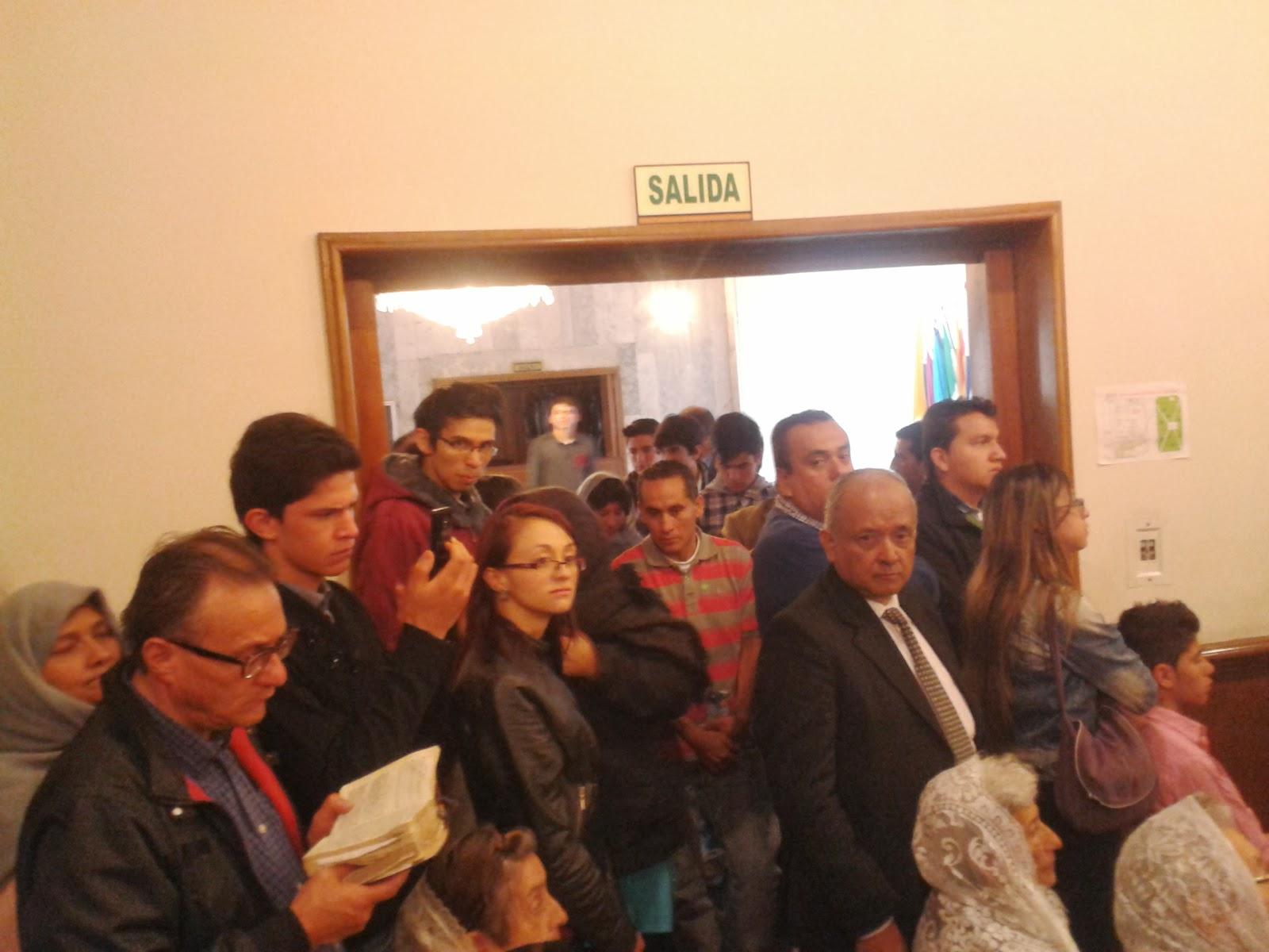 Neo-SSPX defeat in Bogota | Cor Mariae