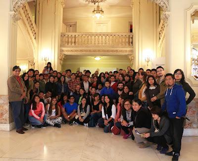 Grupo Recorrido Teatros, Teatros de Lima, Historia de los Teatros en Perú