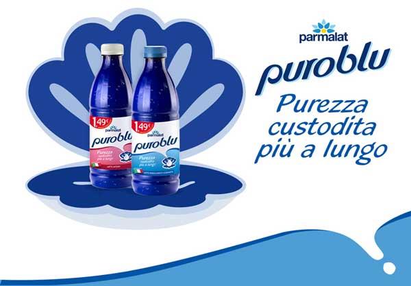 Parmalat Puro Blu