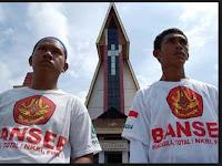 Hasil Bahtsul Masa'il Kubro Se-Jawa Madura: Banser Tidak Boleh Mengamankan Gereja