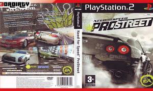 تحميل لعبة نيد فور سبيد Need For Speed Pro Street ps2