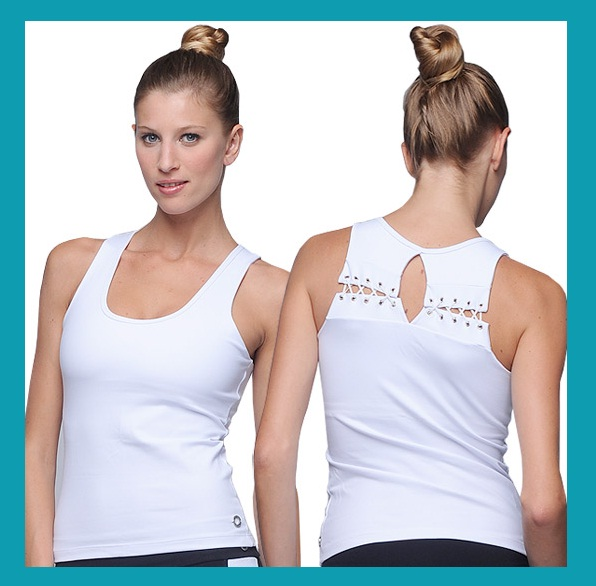 abfec573b99ac Need a fitness top that works with all of your athletic clothing? Check out  this NEW, Bluefish Sport Fitness Top -A Must Have Spring Top that pairs  easily ...