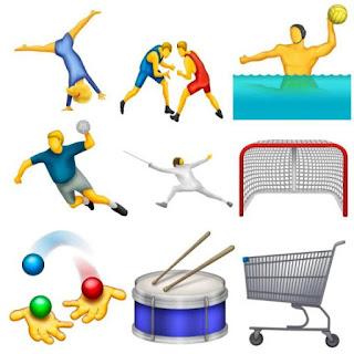 newly approved sports emoji