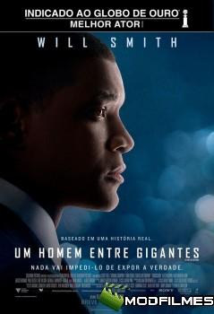 Capa do Filme Um Homem Entre Gigantes