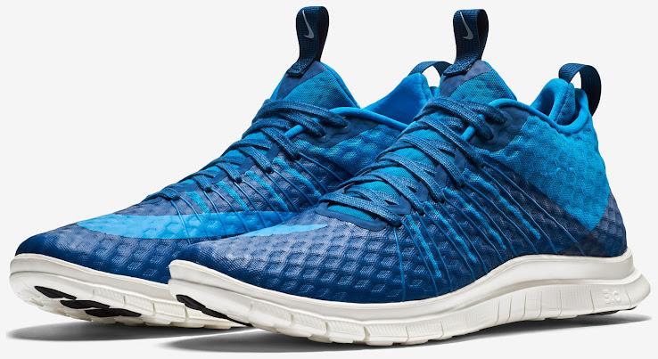 968b130934c3 Insignia Blue Nike Free Hypervenom 2 FS Sneakers Revealed - Footy Headlines