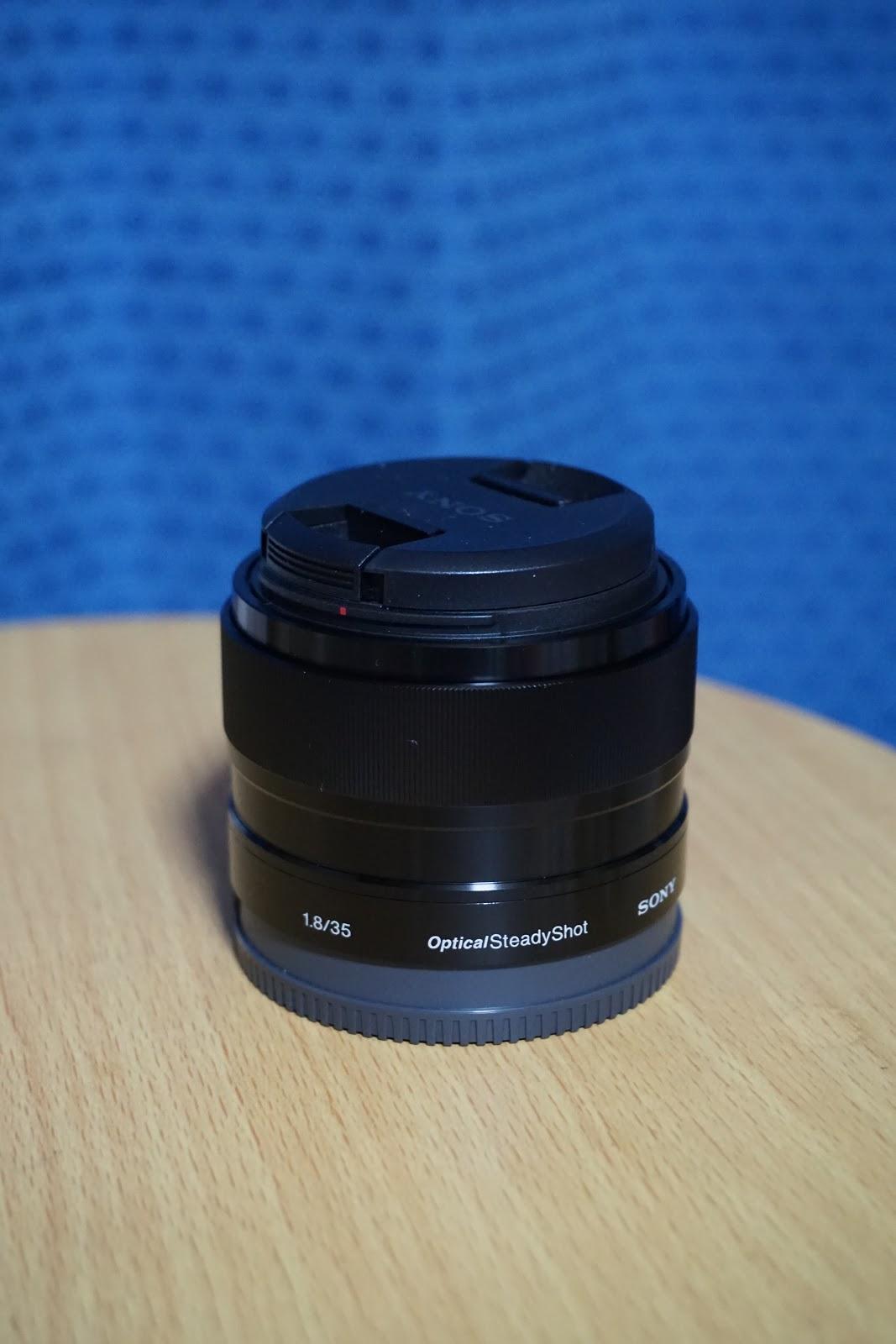 SonyのSEL35F18