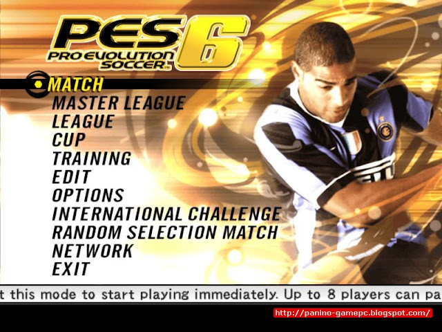 Pro Evolution Soccer 2006 Free Download Mediafire