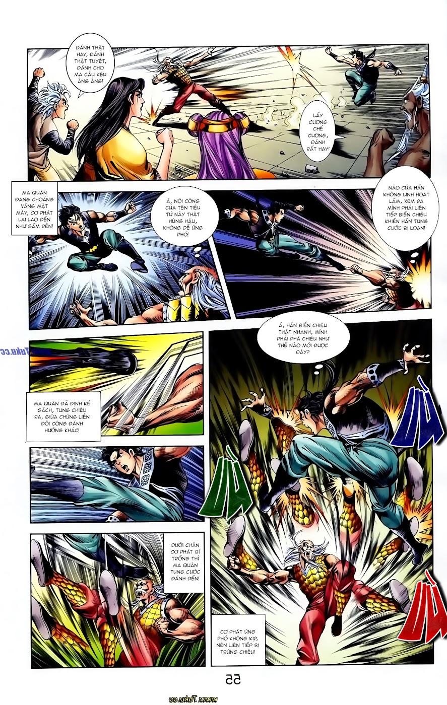 Cơ Phát Khai Chu Bản chapter 117 trang 14