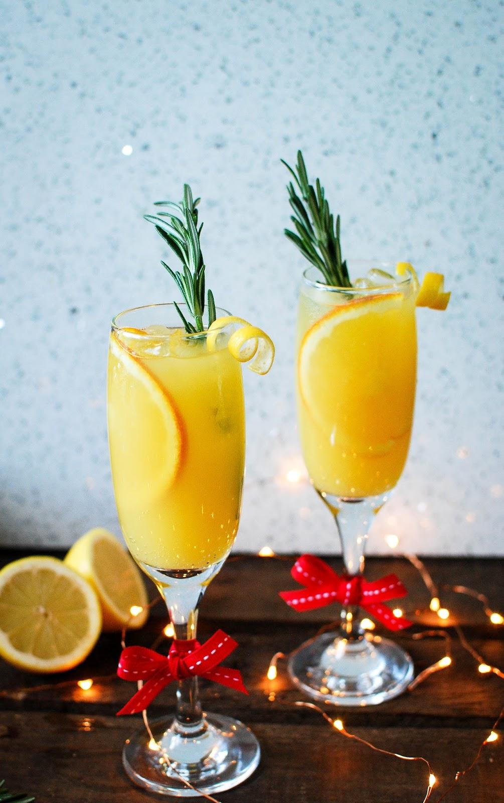 St Clements Cocktail