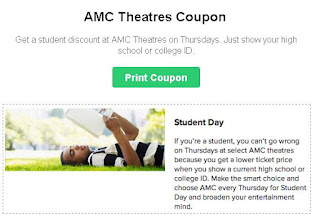 graphic regarding Amc Printable Coupons called Amc Theatres Printable Coupon codes Could 2018 - Printable Discount coupons