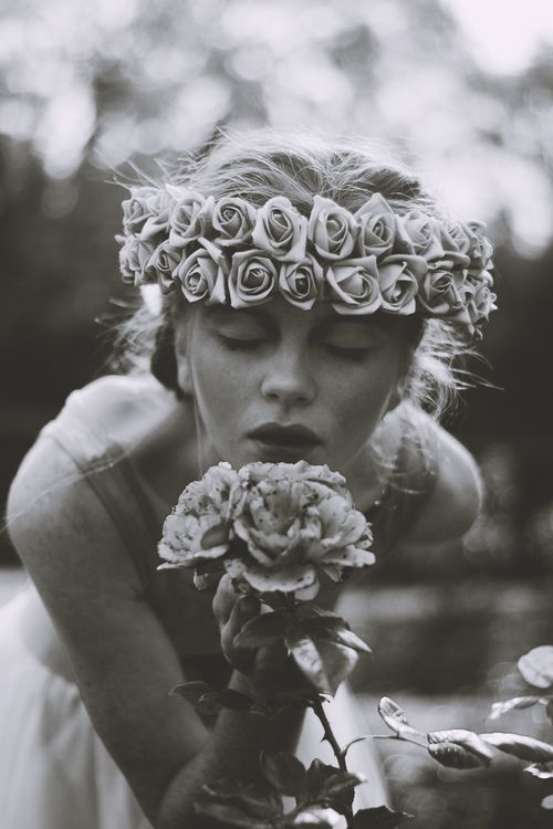 Inspiration Floral Crowns My Vintage Memoirs