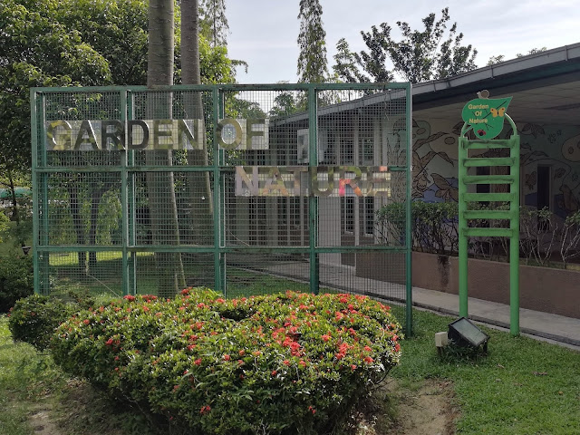 pusat sains negara bukit kiara national science centre kuala lumpur outdoor exhibition garden of nature