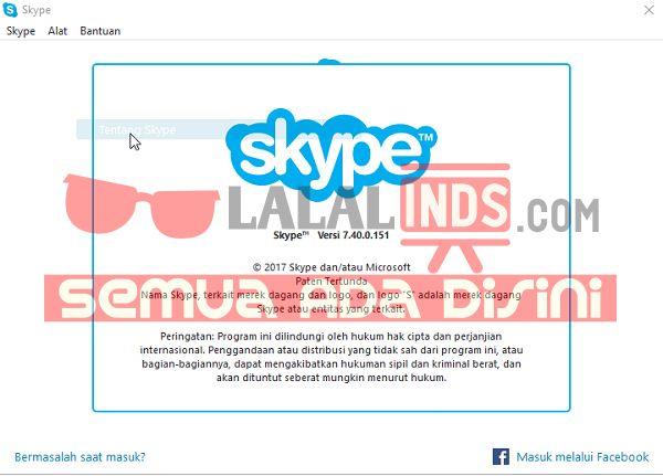 Download Skype 8.12.0.14 Terbaru Offline Installer Gratis