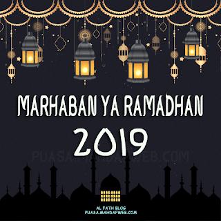 marhaban ya ramadhan, ucapan ramadhan 2019 1440 h