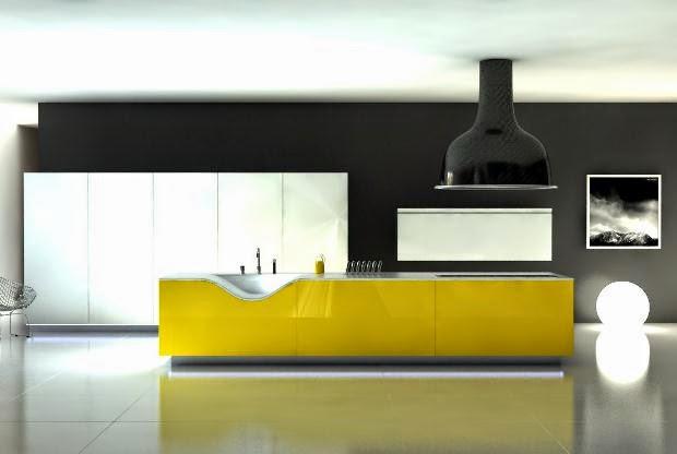 Cocina original y moderna