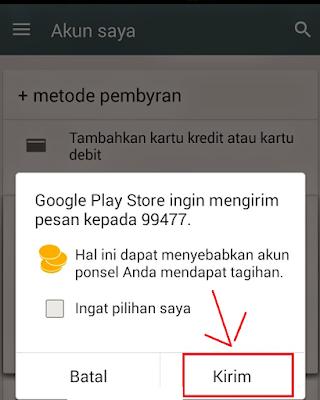 Cara Mengaktifkan Penagihan Telkomsel Di Playstore