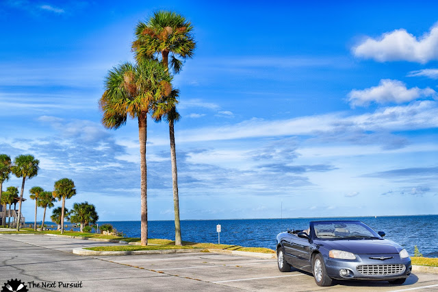 HDR Lightroom Chrysler Sebring