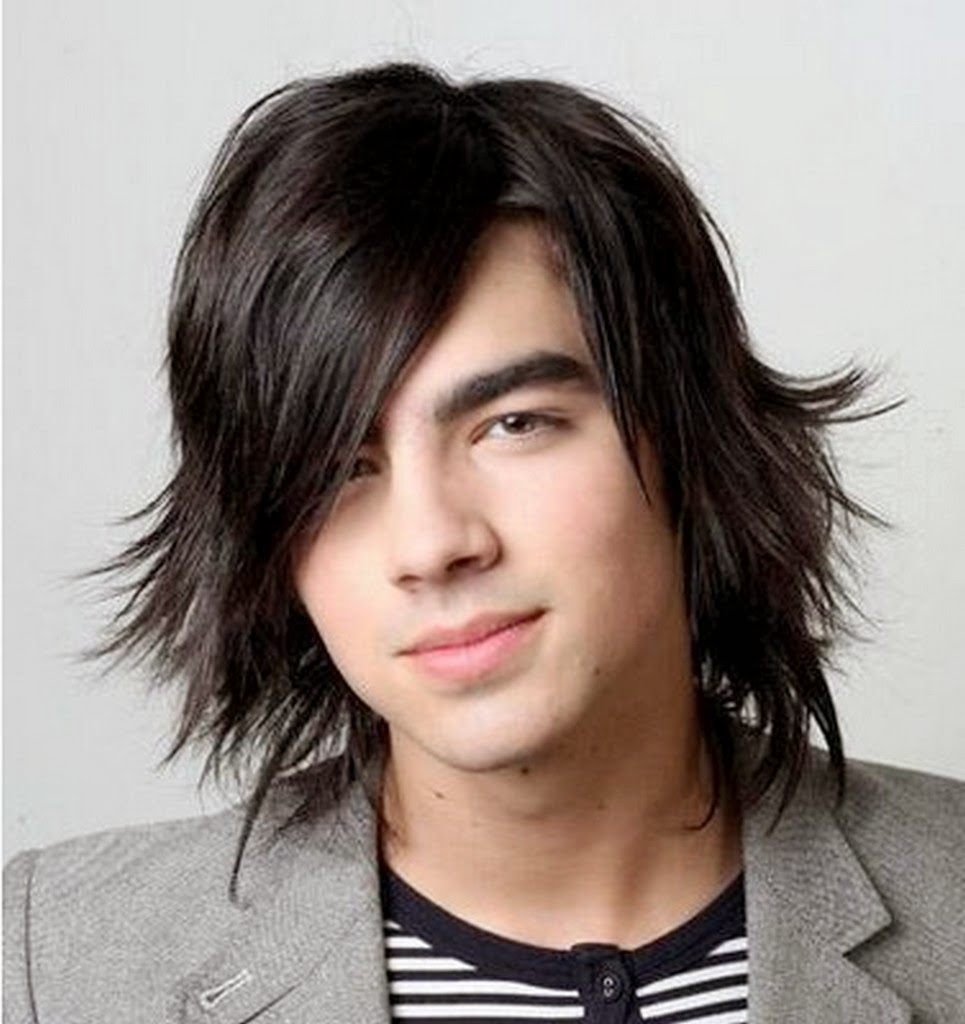 Terrific Long Hairstyles For Boys 2014 Hairstyle Trends Hairstyles For Women Draintrainus