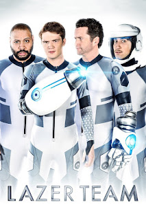 Lazer Team – Legendado (2015)