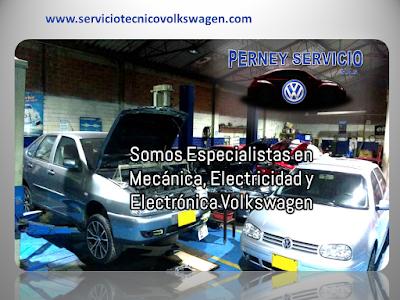 Taller Volkswagen Perney Servicio SAS