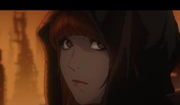 Anime BLADE RUNNER Black Out 2022