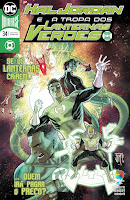 DC Renascimento: Hal Jordan e a Tropa dos Lanternas Verdes #34