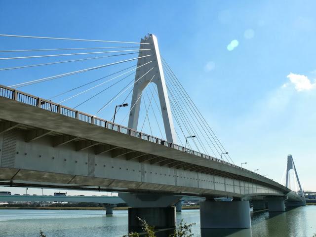 多摩川 大師橋