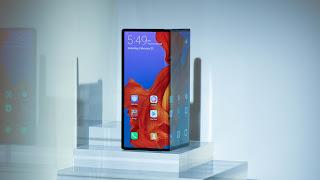 سعر ومواصفات Huawei Mate X, موبايل هواوي ماط اكس