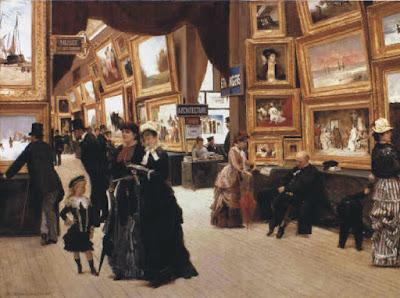 El Salon de París.