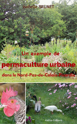 Sortie du livre Un exemple de permaculture urbaine dans le Nord-Pas-de-Calais-Picardie
