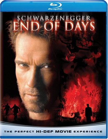 End of Days (1999) Dual Audio 300MB