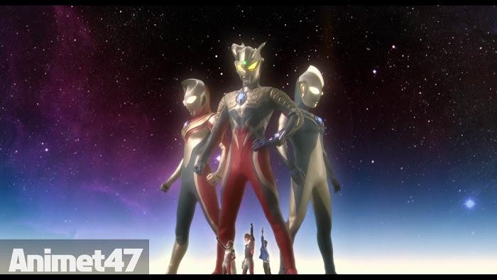 Ảnh trong phim Ultraman Saga The Movie 1