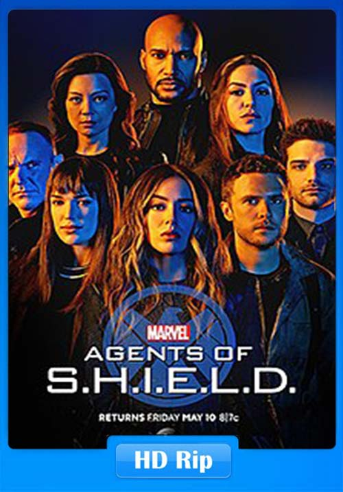 Marvels Agents of S.H.I.E.L.D S06E01 720p AMZN WEB-DL x264 Poster
