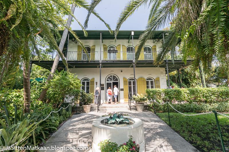Hemingwayn talo