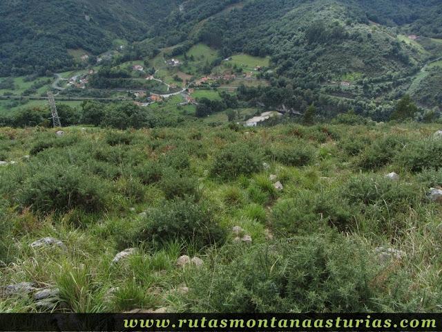 Ruta Bueño Peña Avis: Ascendiendo entre matorral y piedra