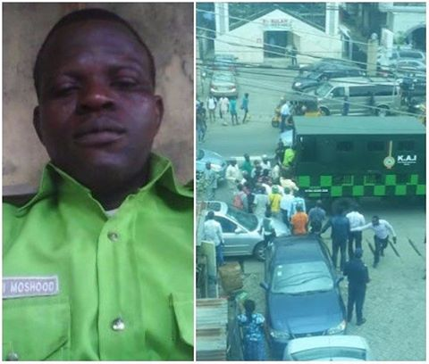 Hawkers in Lagos stoned KAI official to death