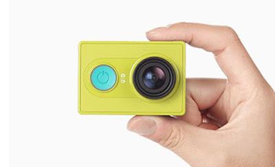 Harga dan Spesifikasi Xiaomi Yi Action Camera