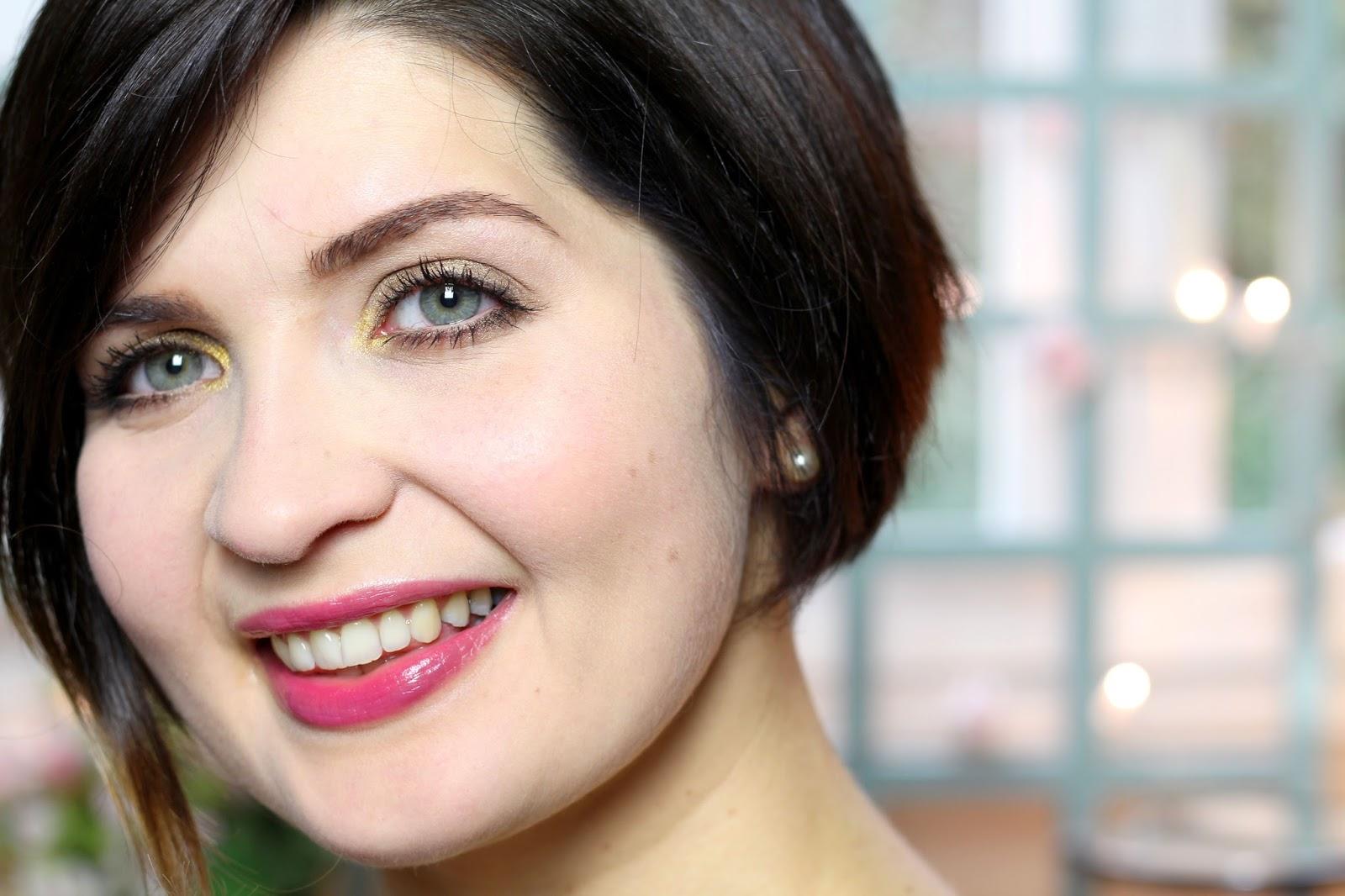 Maquillage Yeux Kaki