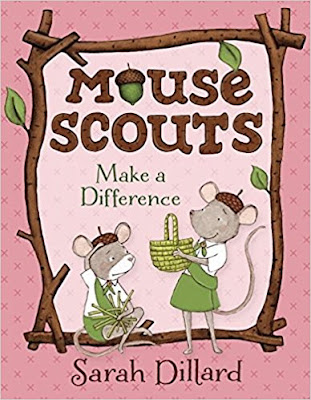 Mouse Scouts is a book series that is perfect for Daisy Girl Scouts and makes a great gift