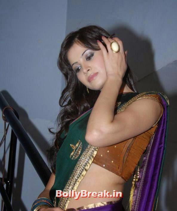 Tamil Actress Latest HD Navel Stills In Saree