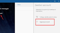 Accedere Virgilio Mail su Android, iPhone, Outlook, Thunderbird e app Posta