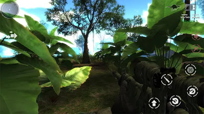 The Lost Lands:Dinosaur Hunter v1.0 APK + DATA MOD [Ammo] Update Terbaru 2018