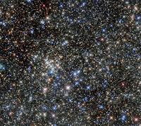 Open Star Cluster IRAS 17430-2848